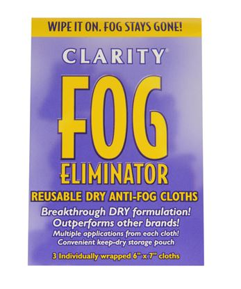 Picture of Clarity Fog Eliminator-3 Pack