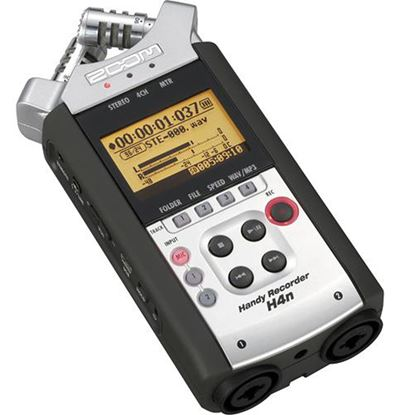 Picture of H4n Handy Recorder