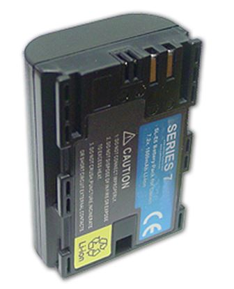 Picture of SL-E6 Series 7 Battery Pack for Canon 5D and 7D
