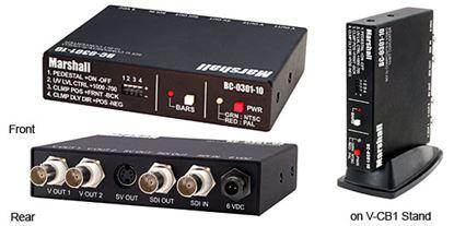 Afbeelding van BC-0301-10 Converter, SDI to Video (SDI 10 Bit)