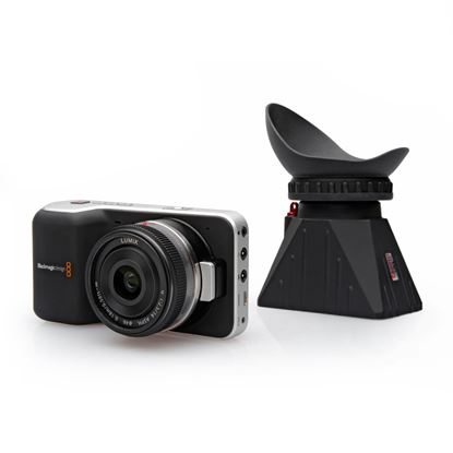 Bild von Blackmagic Pocket Camera Z-Finder